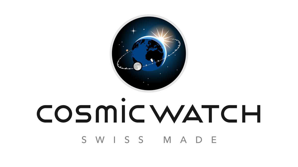Discover the fascinating relation between time and Cosmos COSMIC-WATCH_app_logo